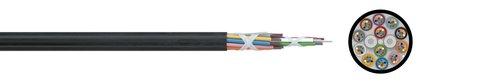 LWL-Mini-Kabel A-DQ2Y nx12 G.657A1/G.652D