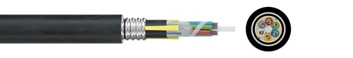 Optical Standard Cable A-DQ(ZN)2Y(SR)2Y nx12 G.652D (ZT)