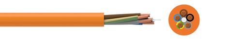 PUR-insulated cables