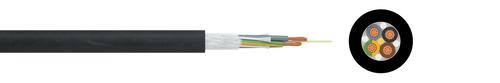 Festoon cable PRYSMIAN Festoonflex® PUR-HF