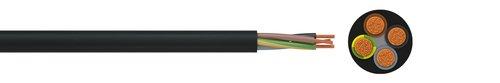 PVC insulated cord H05VV-F