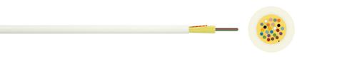 Indoor fibre optic cable I-(ZN)H 1xN G.657A1 250µ (ZT)