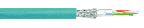 LAN cable FABER® Industrial dataline 200 flex PUR