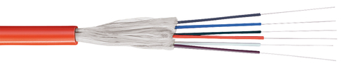 FABER® dataline fibre optic cable I-V(ZN)H