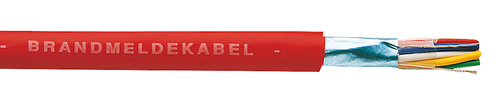 Fire signalisation cable J-Y(St)Y ... Lg (BMK)