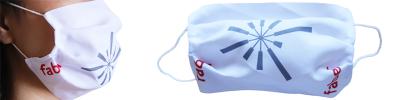 Mund-Nasen-Maske ohne Virenschutzfunktion (kein Medizinprodukt)