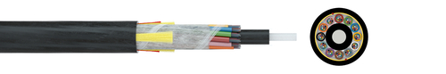 Optical Midi-Cable A-DQ(ZN)2Y nx12 G.652D (ZT)