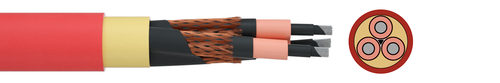 Medium voltage cable (N)TSCGEWOEU MT SUB E PLUS
