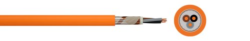 FRNC power cable (N)HXCH FE180/E30 plus