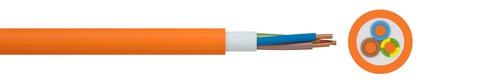 FRNC power cable (N)HXH FE180/E30 plus