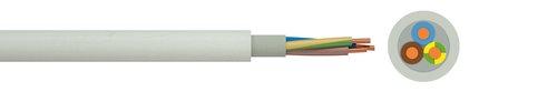 LSOH building wire NHXMH-J/-O (B2ca)