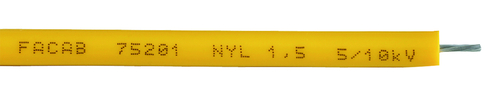 Tube light cable NYL