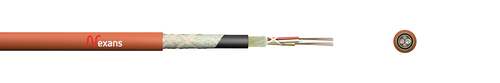 Nexans Rheycord®-OFE MZ Fibre festoon cable