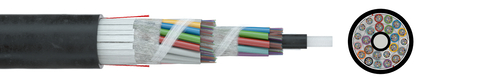 Optical fibre standard cables