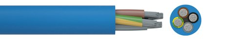 Submersible pump cable TML