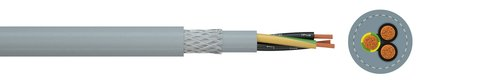 Screened control cable YSLYCY-JZ/-OZ/-JB