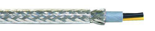 Stahldrahtarmierte Steuerleitung YSLYSY-JZ/-OZ