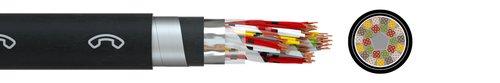 Fernmelde-Außenkabel A-2YF(L)2YB2Y ... St III Bd