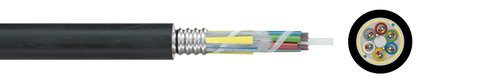 Optical Standard Cable A-DQ(ZN)(SR)2Y nx12 G.652D (ZT)