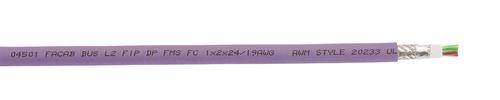 Profibus-Leitung L2-FIP, DP, FMS 150, Fast Connect, FRNC, UL/CSA