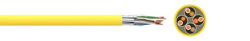 LAN-Kabel FABER® dataline 1300 STP (S-FTP)