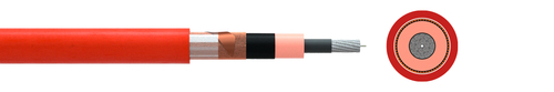 Flexible medium voltage cable (N)TMCGCWOEU