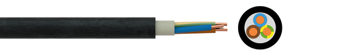 Power cable NYY-J/-O