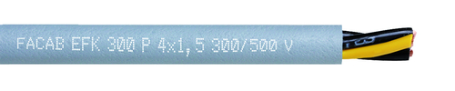 Schleppkettenleitung FABER® EFK 300 P