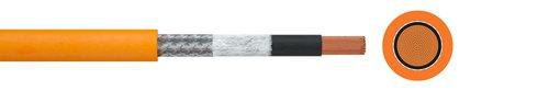 Geschirmte Schleppkettenleitung FABER® EFK-SC 9YC11Y