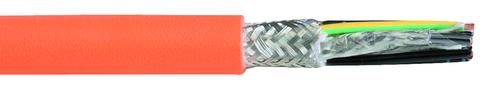SERVO cable FABER® EFK Servo-CP (I)