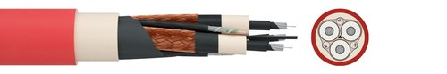 Leitungstrosse FABER® Power Dredging Hybrid Cable<br>(N)TSCGECEWOU