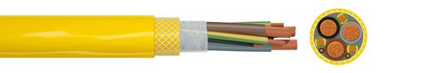 Trommelbare Leitung FABER® Reelingflex