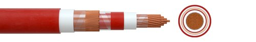 Railway power cable GGSG