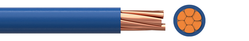 PVC insulated wire H07V-R