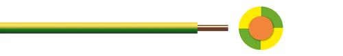 PVC insulated wire H07V-U