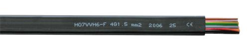 PVC-Flachleitung H07VVH6-F