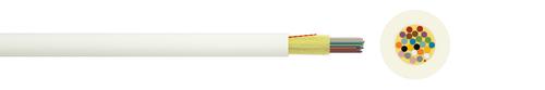 Indoor fibre optic cable I-V(ZN)H 1xN G.657A1 600µ (ZT)
