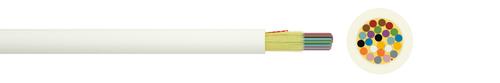 Indoor fibre optic cable I-V(ZN)H 1xN G.657A1 900µ