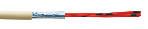 LSOH ISDN cable J-2Y(St)H St III Bd