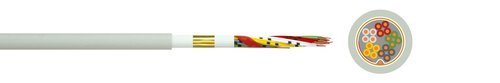 FRNC communication cable J-H(St)H St III  Bd  B2ca
