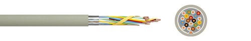 Telecommunication cable J-Y(St)Y ... Lg