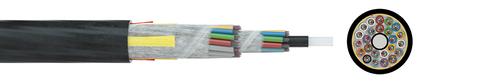LWL-Midi-Kabel A-DQ(ZN)2Y nx12 G.652D (ZT)