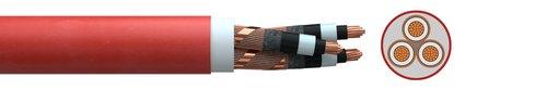 Medium voltage cable N2XSEY