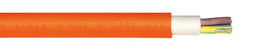 Halogenfreies Starkstromkabel (N)HXH FE180/E90