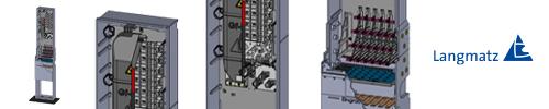 Glasfaser-Netzwerkverteiler  NVT24 - SMALL -