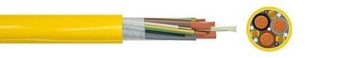 Heavy Duty PUR-Cable POLYFLEX MINE