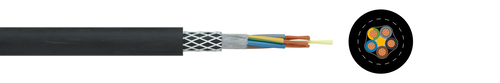 Reeling cable FABER® PUR Reeling