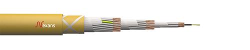 Heavy duty reeling cable RHEYCORD® (RTS) (N)SHTÖU-J Spreader