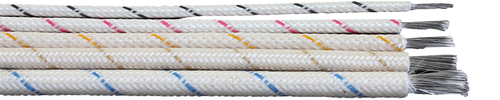 Heat resistant cable FABER® THERM 750