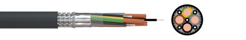 EMV 2XSL(ST)CHV-JB DB 4X150 0,6/1KV SW